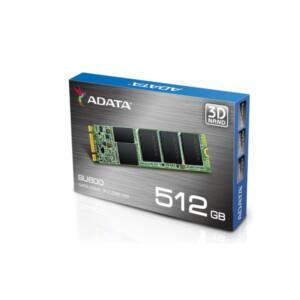 ADATA SSD M.2 2280 SATA3 512GB SU800