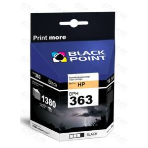 Black Point patron BPH364XLBK (HP NO364Bk)