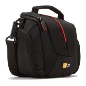 CASE LOGIC Fényképezőgép táska, DCB-304K, Fekete
