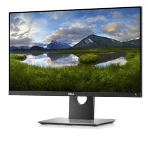 "DELL LCD Monitor 24"" P2418D 2560x1440, 1000:1, 300cd, 5ms, Display Port, HDMI, fekete"