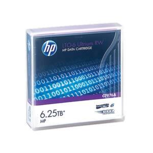 HP Adatkazetta Ultrium LTO-6 6,25TB RW