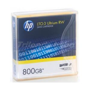 HP Adatkazetta Ultrium LTO3 800GB RW