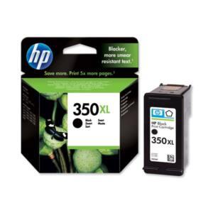 HP Patron No350XL fekete