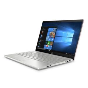 """HP Pavilion 15-CS0002NH 15,6"""" FHD AG IPS, Core i3-8130U, 4GB, 256GB SSD, Intel UHD, WIN10, Rózsaszín, 3 év"""
