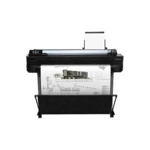 HP Tintasugaras PLOTTER Designjet T520 36``, színes, 1GB, USB/LAN,WIFI, 2400x1200, A0 #B19