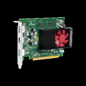 HP Videokártya AMD Radeon RX550 4GB