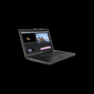 """HP ZBook 17 G4 17.3"""" FHD Core i7-7820HQ 2.9GHz, 16GB, 512GB SSD, AMD Radeon Pro WX 4170 4GB, Win 10 Prof."""