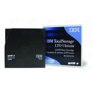 IBM Adatkazetta Ultrium 2500/6250GB LTO6
