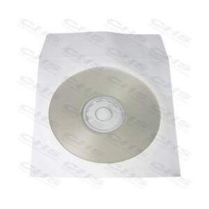 MAXELL CD lemez CD-R80 52x Papír tok
