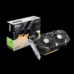 MSI Videokártya PCI-Ex16x nVIDIA GTX 1060 3GT OC 3GB DDR5