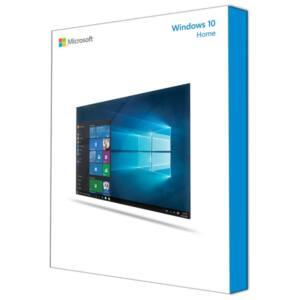 MS Desktop OS Windows Home 10 64Bit Eng Intl 1pk DSP OEI DVD