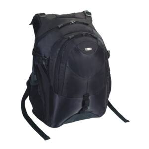 "TARGUS Notebook hátizsák TEB01, Campus 15-16"" Backpack - Black"